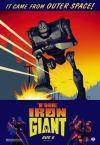 "The photo image of Devon Cole Borisoff, starring in the movie ""The Iron Giant"""
