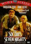 "The photo image of Jake Feagai, starring in the movie ""Six Days Seven Nights"""
