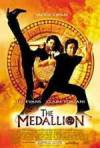 "The photo image of Chow Pok Fu, starring in the movie ""The Medallion"""