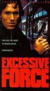 "The photo image of Christopher Garbrecht, starring in the movie ""Excessive Force"""