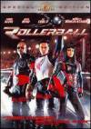"The photo image of Yolanda Hughes-Heying, starring in the movie ""Rollerball"""