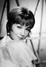 The photo image of Shirley MacLaine. Down load movies of the actor Shirley MacLaine. Enjoy the super quality of films where Shirley MacLaine starred in.
