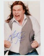 The photo image of Meat Loaf. Down load movies of the actor Meat Loaf. Enjoy the super quality of films where Meat Loaf starred in.