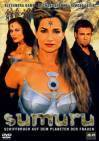 "The photo image of Petra Rocher, starring in the movie ""Sumuru"""
