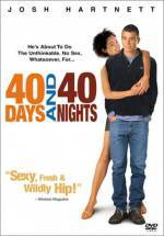 Buy and dwnload comedy genre muvi trailer «40 Days and 40 Nights» at a small price on a super high speed. Add your review about «40 Days and 40 Nights» movie or read picturesque reviews of another buddies.