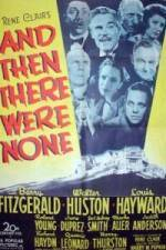 Get and download thriller theme movie «And Then There Were None» at a cheep price on a superior speed. Place interesting review on «And Then There Were None» movie or find some picturesque reviews of another fellows.