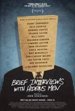 Purchase and dwnload muvi trailer «Brief Interviews with Hideous Men» at a small price on a superior speed. Leave interesting review on «Brief Interviews with Hideous Men» movie or find some other reviews of another visitors.