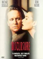 Get and dawnload drama-genre muvi «Disclosure» at a tiny price on a high speed. Add your review about «Disclosure» movie or read other reviews of another men.