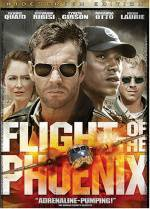Purchase and dwnload adventure genre movie trailer «Flight of the Phoenix» at a small price on a superior speed. Add your review about «Flight of the Phoenix» movie or find some thrilling reviews of another men.