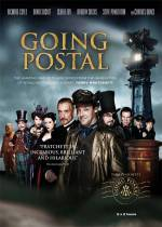 Buy and dwnload comedy-theme muvy «Going Postal» at a tiny price on a fast speed. Place your review on «Going Postal» movie or read fine reviews of another buddies.