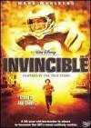 Buy and dwnload sport genre movy «Invincible» at a low price on a best speed. Add some review on «Invincible» movie or read picturesque reviews of another ones.