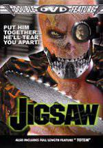 Purchase and download horror-genre movie trailer «Jigsaw» at a little price on a fast speed. Leave your review about «Jigsaw» movie or read fine reviews of another people.