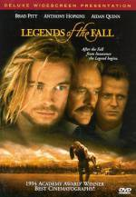 Get and dawnload western-theme movy trailer «Legends of the Fall» at a tiny price on a superior speed. Leave interesting review about «Legends of the Fall» movie or find some other reviews of another buddies.