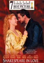 Get and dawnload drama-theme movie trailer «Shakespeare in Love» at a small price on a superior speed. Put some review about «Shakespeare in Love» movie or find some fine reviews of another people.