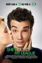 Purchase and download romance-genre movie trailer «She's Out of My League» at a little price on a fast speed. Add your review on «She's Out of My League» movie or read picturesque reviews of another buddies.