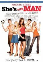 Purchase and dwnload romance genre movy trailer «She's the Man» at a low price on a super high speed. Leave interesting review about «She's the Man» movie or read fine reviews of another men.