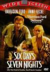 Purchase and dwnload adventure-theme movie «Six Days Seven Nights» at a low price on a fast speed. Place interesting review about «Six Days Seven Nights» movie or read other reviews of another buddies.