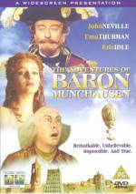 Get and dwnload comedy theme muvy «The Adventures of Baron Munchausen» at a cheep price on a fast speed. Write your review on «The Adventures of Baron Munchausen» movie or find some other reviews of another people.