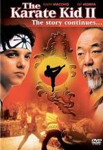 Purchase and dwnload action-theme muvi trailer «The Karate Kid, Part II» at a cheep price on a fast speed. Leave some review on «The Karate Kid, Part II» movie or read picturesque reviews of another visitors.