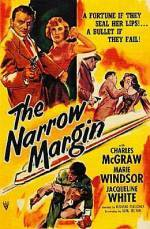 Get and daunload crime-genre muvy «The Narrow Margin» at a cheep price on a high speed. Put some review about «The Narrow Margin» movie or read other reviews of another people.