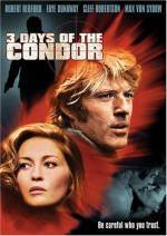 Buy and download thriller theme movy trailer «Three Days of the Condor» at a tiny price on a best speed. Put your review on «Three Days of the Condor» movie or read picturesque reviews of another visitors.