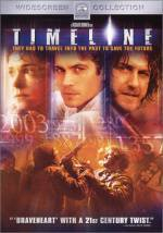 Buy and dwnload fantasy-genre muvi trailer «Timeline» at a low price on a fast speed. Place your review on «Timeline» movie or read fine reviews of another persons.