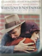 Buy and daunload history-theme movie «When Love Is Not Enough: The Lois Wilson Story» at a tiny price on a superior speed. Put interesting review on «When Love Is Not Enough: The Lois Wilson Story» movie or find some thrilling revi
